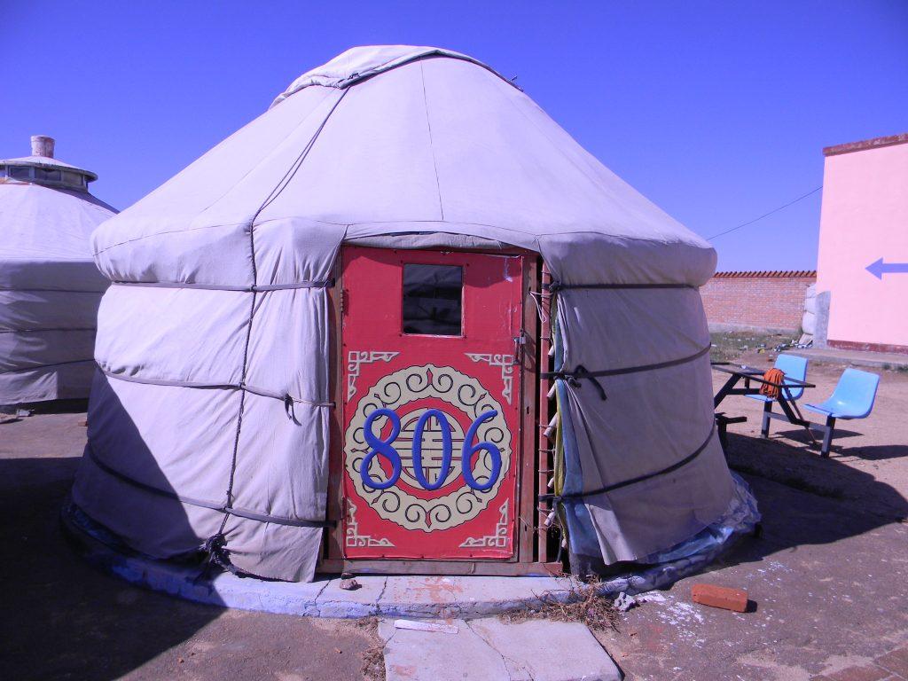 Yurta Mongolia Interna