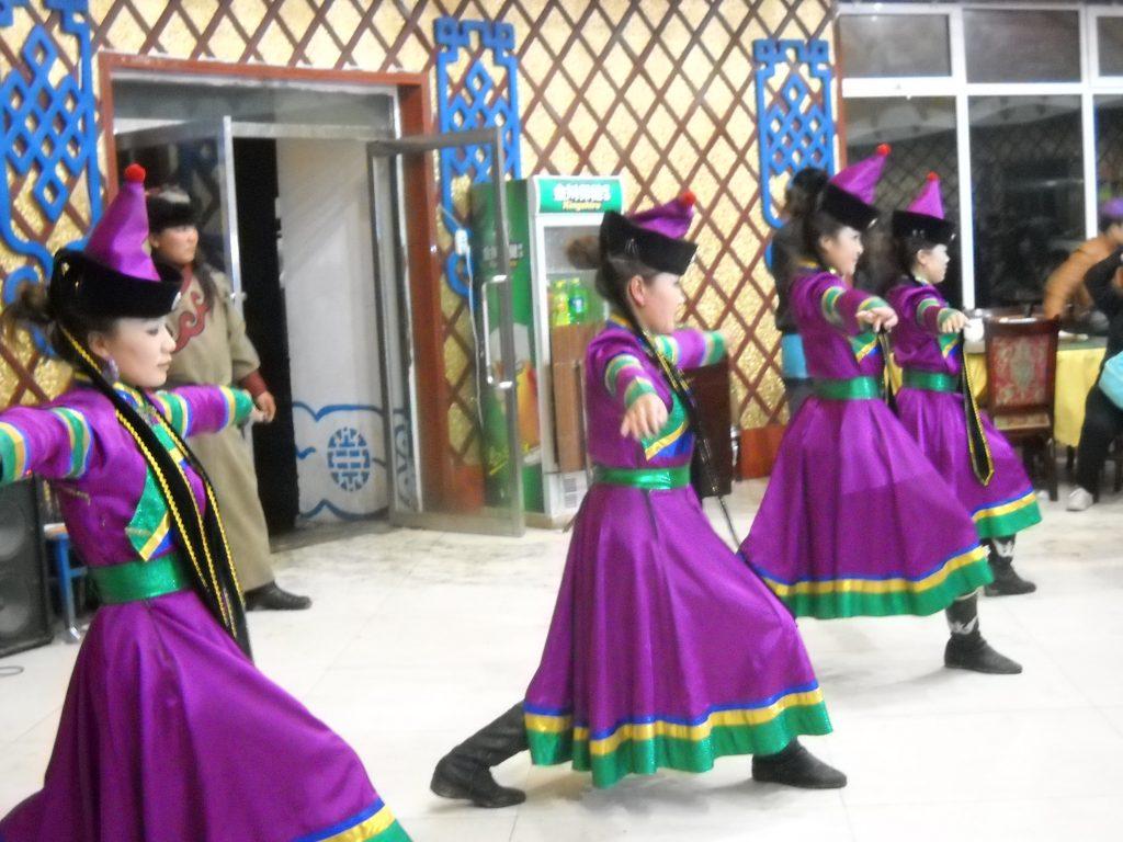 Balli Mongoli