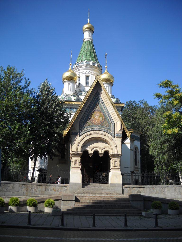 Chiesa russa di San Nicola Sofia