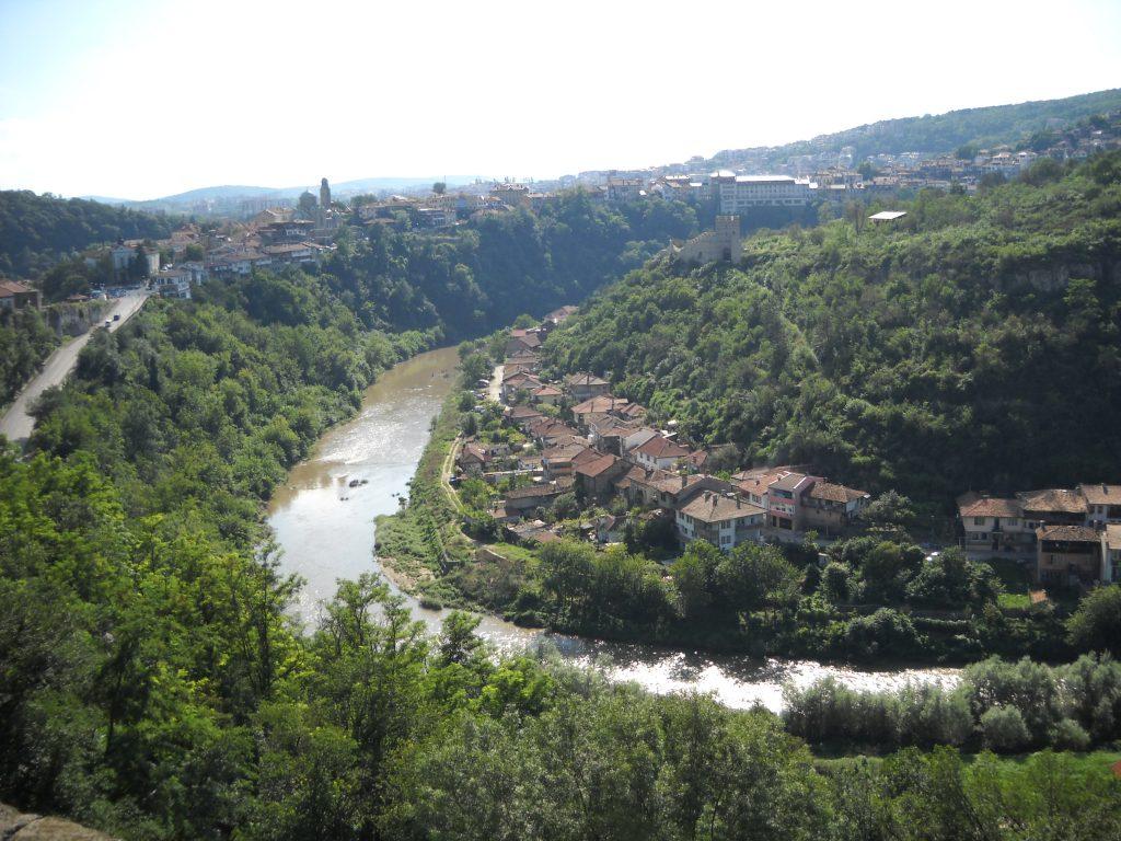 Veliko Tarnovo bulgaria viaggio