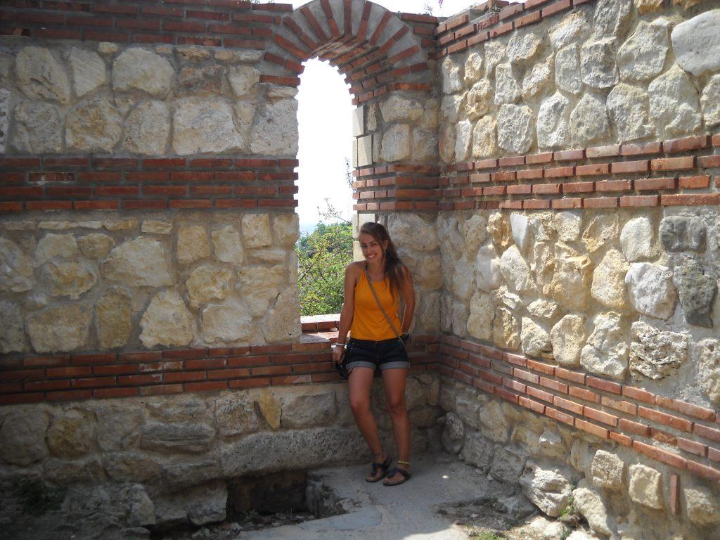 Nessebar rovine