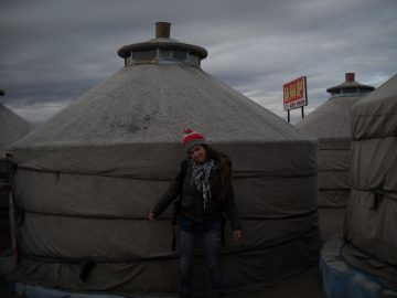 Yurt Inner Mongolia
