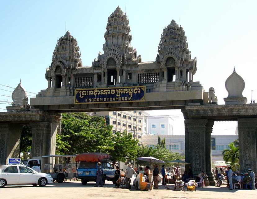 regno di cambogia