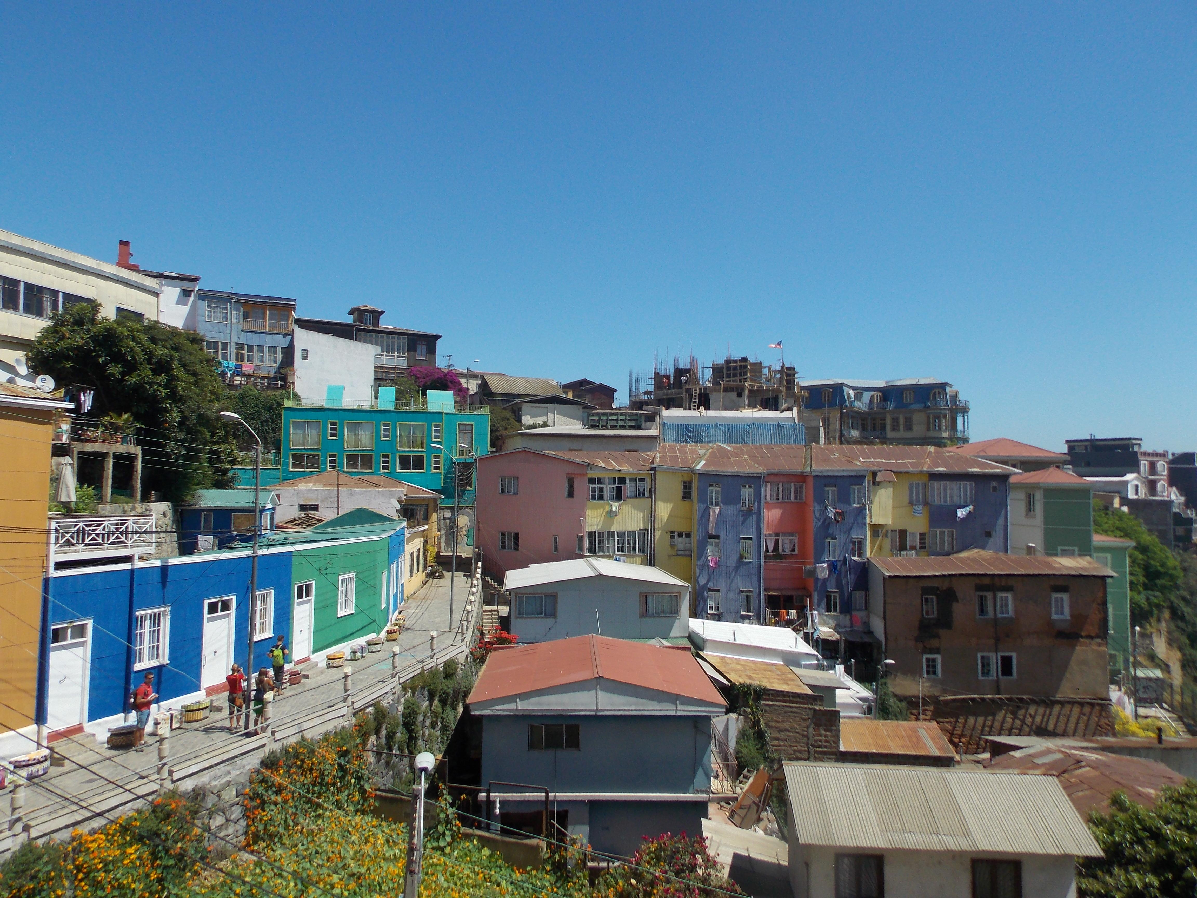 San Pedro de Atacama - Valparaiso