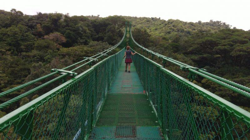 Puentes colgantes Monteverde