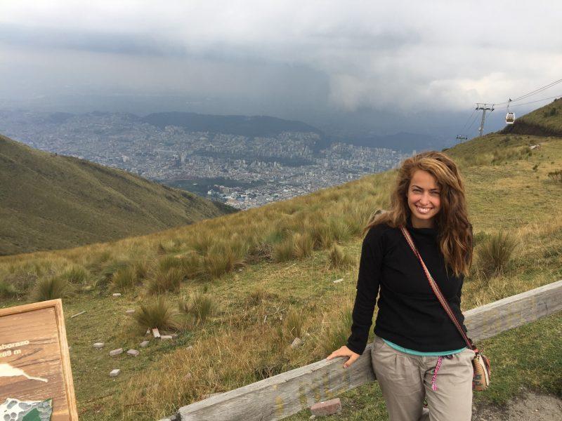 Pichincha Volcano Ecuador