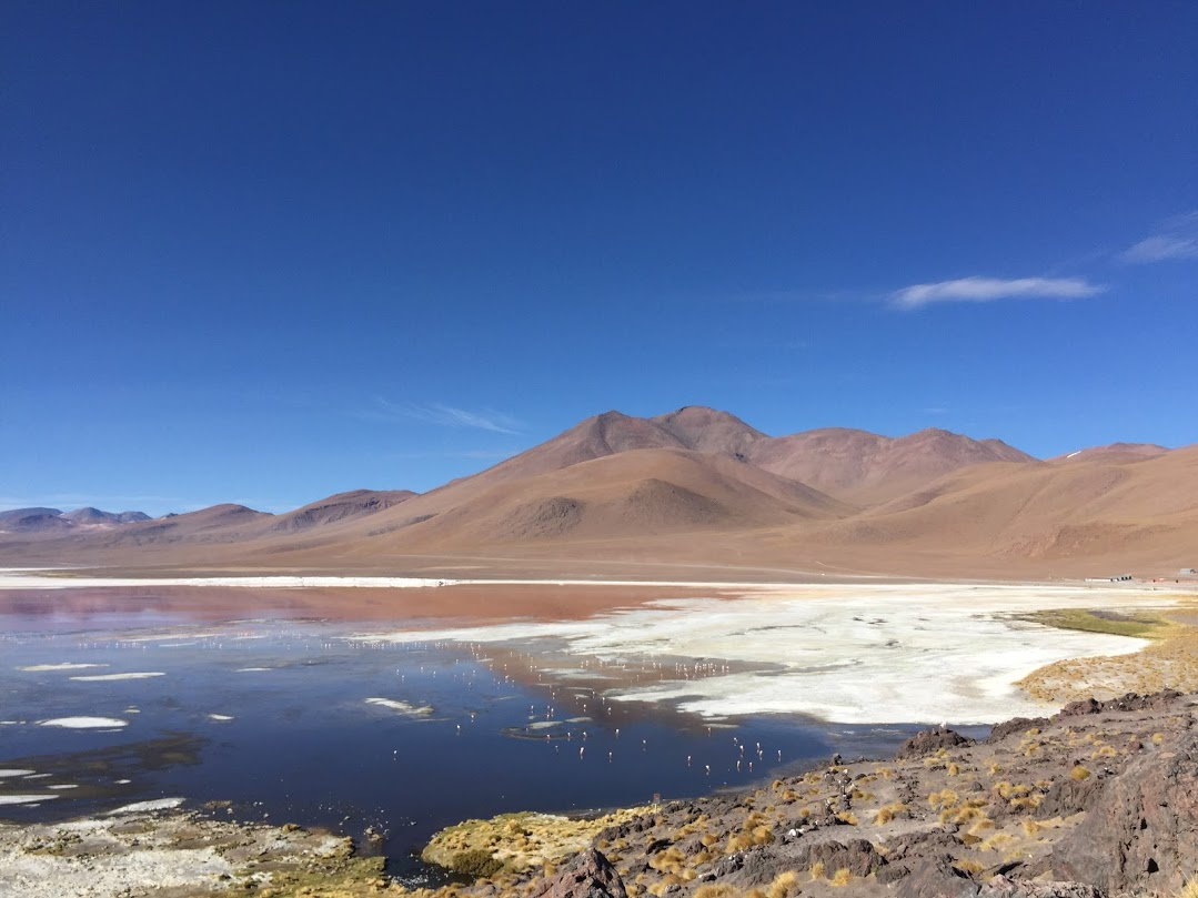 lagoon bolivia